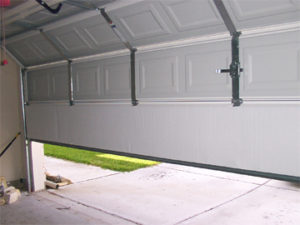 Rollup Garage Door Delta